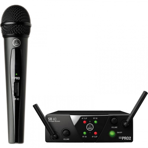 Радиосистема AKG WMS40 Mini Vocal Set BD US45B купить