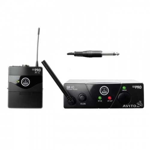 Радиосистема AKG WMS40 Mini Instrumental Set BD US45C купить