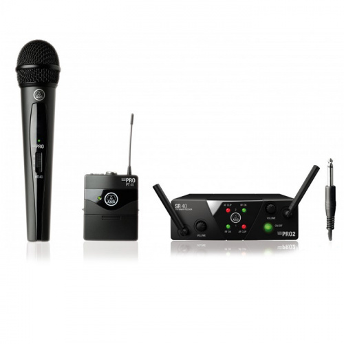 Радиосистема AKG WMS40 Mini2 Mix Set BD US45A/C купить