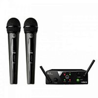 Радиосистема AKG WMS40 Mini2 Vocal Set BD US25A/C купить