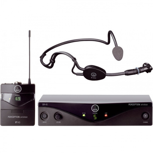 Радиосистема AKG Perception Wireless 45 Sports Set BD A купить