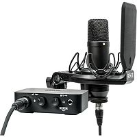 Комплект Rode NT1/AI1KIT The Complete Studio Kit купить