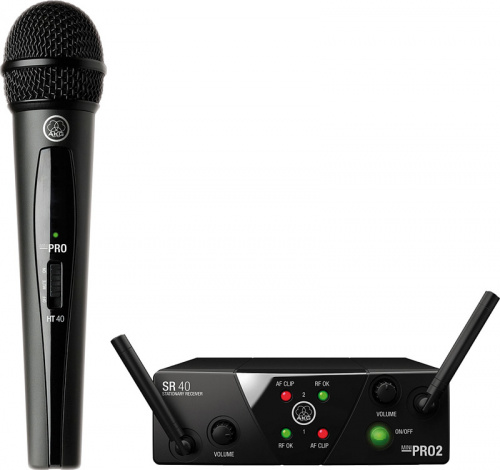 Радиосистема AKG WMS40 Mini Instrumental Set BD US45C купить фото 2